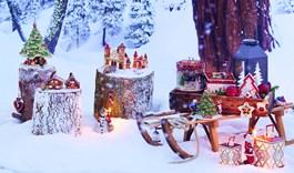 Christmas Villeroy&Boch świeczniki