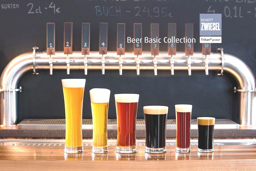 Schott Zwiesel szklanki do piwa