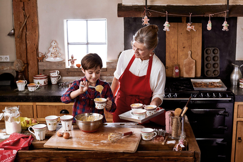 Christmas Villeroy & Boch do kuchni