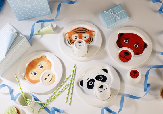 porcelana dla dzieci Villeroy & Boch