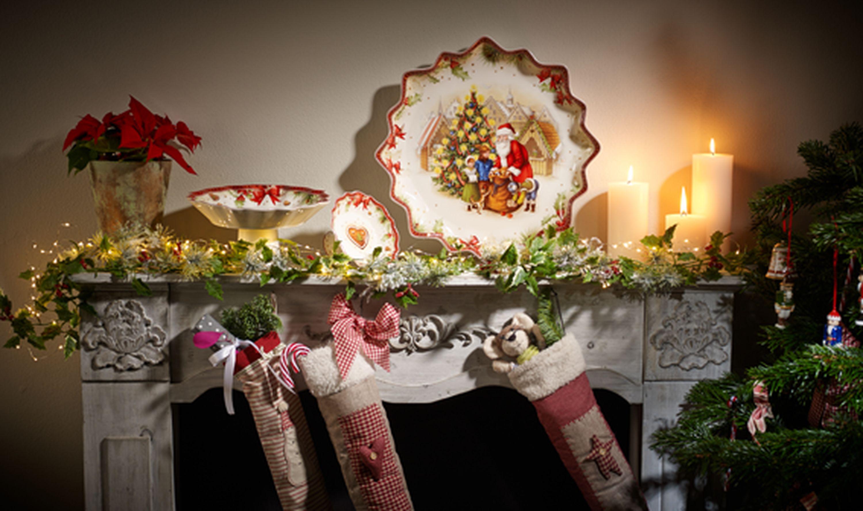 Christmas Villeroy & Boch świece