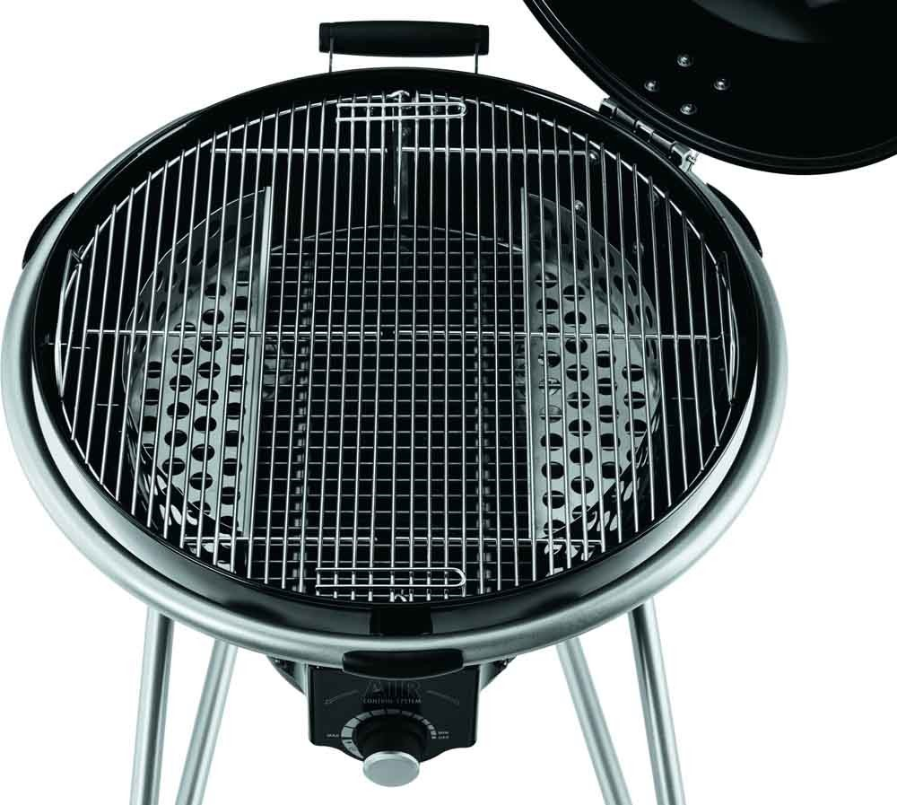 ROESLE - Grill węglowy No.1 F50 AIR black Roesle