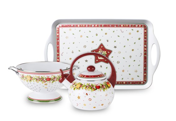 Villeroy&Boch Winter Bakery Delight Kitchen Taca