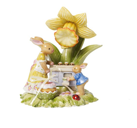 Villeroy&Boch Bunny Family Żonkil With Baking Oven