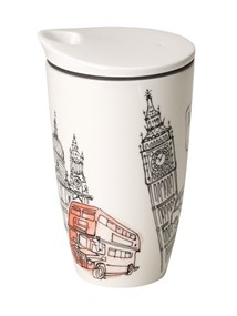 Villeroy&Boch NewWave Caffe London Coffee To Go Kubek Termiczny 0,35L