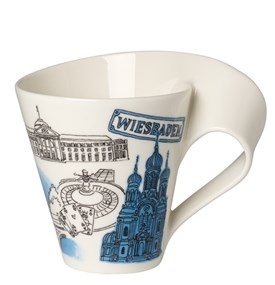 Villeroy&Boch Cities of the World Kubek 0,3L Wiesbaden