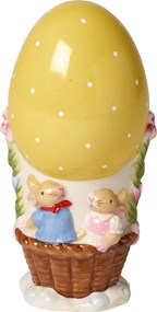 Villeroy&Boch Bunny Family Egghot Air Balloon Jajko Balon