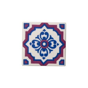 Villeroy&Boch  Table Accessories Zestaw podstawek 2 el. Indigo Caro 11x11cm