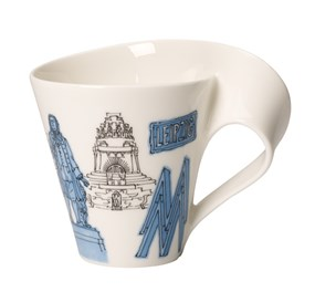 Villeroy&Boch Cities of the World Kubek 0,3L Leipzig