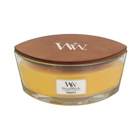 Woodwick Świeca Hearthwick-Hearthwick  Pineapple