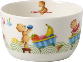 Villeroy&Boch  Hungry as a Bear Miseczka na płatki 120x120x70mm
