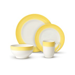 Villeroy&Boch Colourful Life lemon Pie Set For Me & You