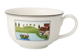 Villeroy Boch - Charm & Breakfast Design Naif - Filiżanka do Białej Kawy Xl