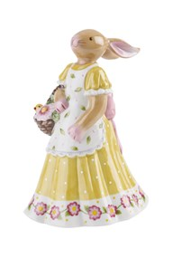 Villeroy&Boch Bunny Family Mummy Bunny With Basket
