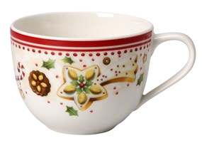 Villeroy&Boch Winter Bakery Delight Filiżanka Kawowa 0,23L, Star new