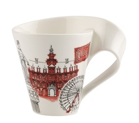 Villeroy&Boch Cities of the World Kubek Kubek 0,3L Lille