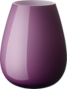 Villeroy Boch - Drop - Wazon Dark Lilac L