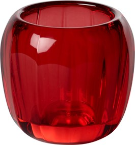 Villeroy&Boch  - Colour DeLight T.light h. sm. Deep Red