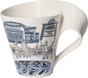 Villeroy&Boch Cities of the World Kubek 0,3l Carmel Indiana