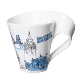 Villeroy&Boch Cities of the World Kubek 0,3L Istanbul