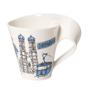 Villeroy&Boch Cities of the World Kubek 0,3L Muenchen