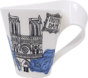 Villeroy&Boch Cities of The World  Kubek 0,3L Notre Dame