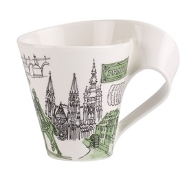 Villeroy&Boch Cities of the World Kubek Kubek 0,3L Prag
