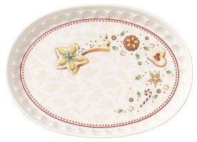 Villeroy&Boch Winter Bakery Delight Spodek Owalny