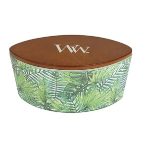 Woodwick Hearthwick Illustrated - Palm Leaf