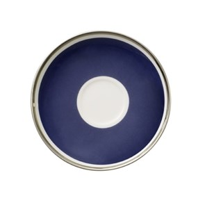 Villeroy&Boch Anmut Colour Ocean Blue Spodek do Filiżanki do Kawy 15 cm.