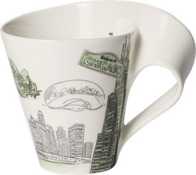 Villeroy Boch - Cities of The World - Kubek 0,3L Chicago