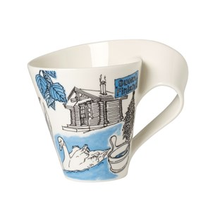 Villeroy&Boch Cities of the World Kubek 0,3L Finland