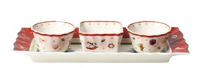 Villeroy&Boch Toy'S Delight Dipy Set 4el..