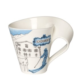 Villeroy&Boch Cities of the World Kubek 0,3L Andorra