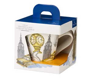 Villeroy&Boch Cities of The World Kubek New York (Pudełko Prezentowe)
