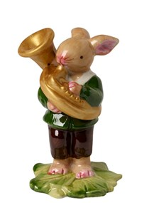 Villeroy&Boch Bunny Family Bunny With Xylophone Ed. Ltd.