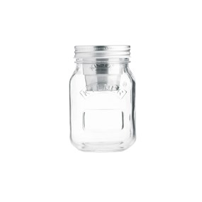 KILNER  Słoik 0,5l, Snack on the Go