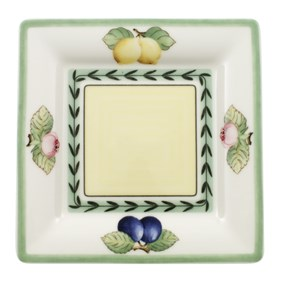 Villeroy&Boch French Garden Macon Talerzyk/Spodek do Filiżanki do Kawy Kwadratowy