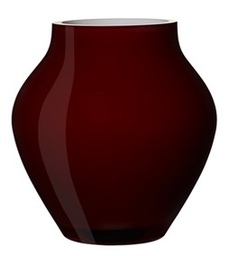 Villeroy&Boch Oronda Mini Wazon Deep Cherry