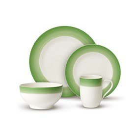 Villeroy&Boch Colourful Life Green Apple Set For Me & You