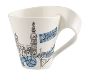 Villeroy&Boch Cities of the World Kubek 0,3L Marseille