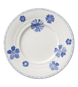 Villeroy&Boch Farmhouse Touch Blue Talerz BB 17 cm.