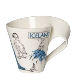 Villeroy&Boch Cities of the World Kubek 0,3L Iceland
