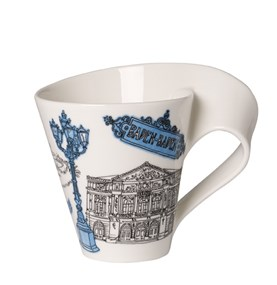 Villeroy&Boch Cities of the World Kubek 0,3L Baden Baden