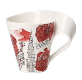 Villeroy&Boch Cities of the World Kubek 0,3L Dubai