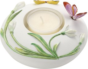 Villeroy&Boch  - Colourful Spring Świecznik Tealight butterfly