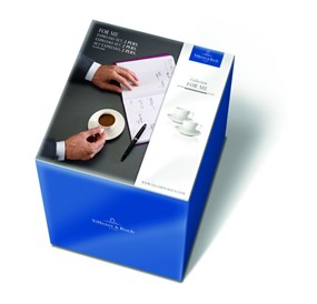 Villeroy&Boch For Me Zestaw do Espresso 2 os.