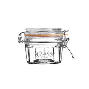 KILNER Słoik 0,25l, Facetted Clip Top Jar