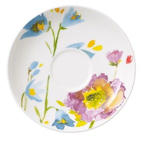 Villeroy&Boch Anmut Flowers Spodek do Filiżanki do Espresso