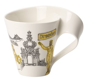 Villeroy&Boch Cities of the World Kubek 0,3L Dresden